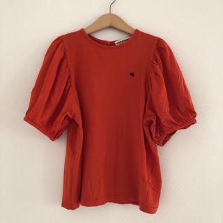 ミナペルホネン(mina perhonen)のmima perhonen ミナペルホネン port カットソー 130サイズ(Tシャツ/カットソー)