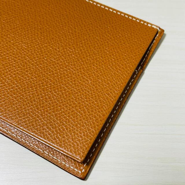 Hermes(エルメス)のエルメス お札入れ ヴォーエプソン メンズのファッション小物(長財布)の商品写真