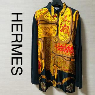 エルメス(Hermes)のエルメス ワンピース カットソー ニット ブラウス(シャツ/ブラウス(長袖/七分))