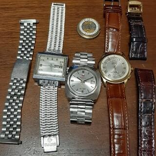 ラドー(RADO)のラドー4点とシチズン1点の5点セット(腕時計(アナログ))