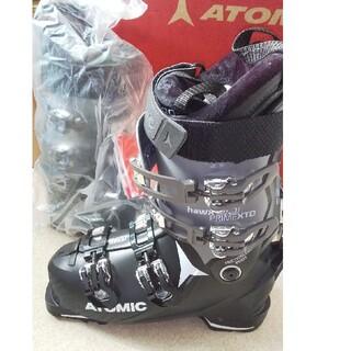 アトミック(ATOMIC)のATOMIC Hawx Prime XTD 95 W 24.5cmスキーブーツ(ブーツ)