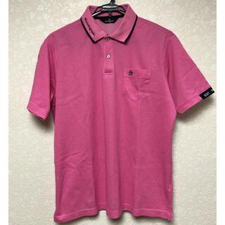 Munsingwear - 《マンシング》半袖ポロシャツ!素敵な大人ピンク♪