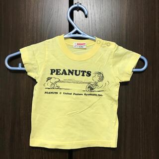 ファミリア(familiar)のfamiliar スヌーピ 半袖 Tシャツ 80(Tシャツ)