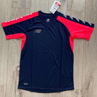 ニューバランス(New Balance)の150cm ニューバランス jr プラクティスTシャツ (新品送料込)(Tシャツ/カットソー)