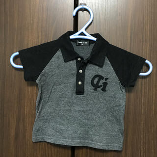 コムサイズム(COMME CA ISM)のCOMME CA ISM 80 半袖 Tシャツ(Tシャツ)