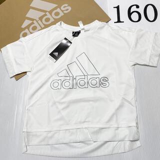 アディダス(adidas)のアディダス 160 Tシャツ キッズ ジュニア 新品 ♡ ナイキ プーマ GAP(Tシャツ/カットソー)
