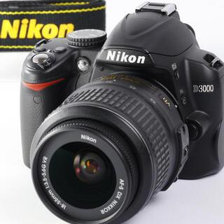 Nikon - ⭐️初心者でも使いこなせるガイドモード搭載⭐️ニコン   一眼レフD3000