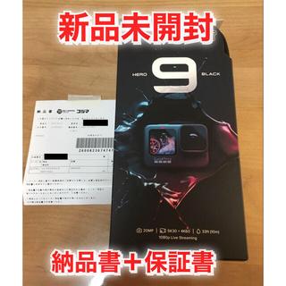 GoPro - 【未開封】GOPRO アクションカメラ(ゴープロ) CHDHX−901−FW