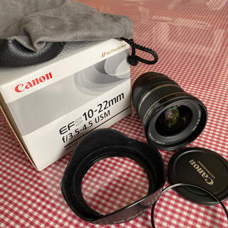 Canon - 美品‼☆人気の超広角レンズです♪☆ CANON キャノン EFS 10-22mm