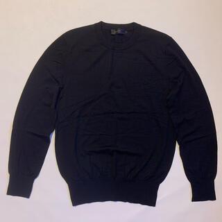 アルティザン(ARTISAN)のアルチザン ウール ニット セーター ブラック(ニット/セーター)