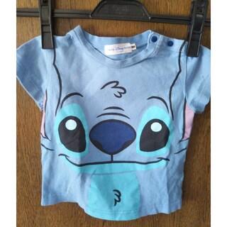 ディズニー(Disney)のスティッチ ベビー用 Tシャツ(Tシャツ)