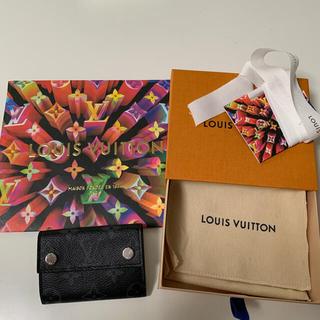LOUIS VUITTON - LOUISVUITTON  ディスカバリーコンパクトウォレット
