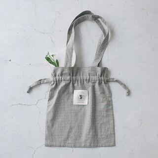 サマンサモスモス(SM2)の35周年 ノベルティー巾着バッグ(トートバッグ)