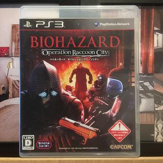 カプコン(CAPCOM)のバイオハザード オペレーション・ラクーンシティ PS3(その他)