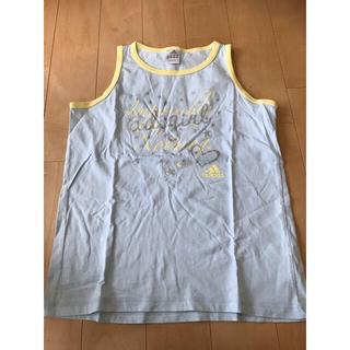 アディダス(adidas)のアディダス タンクトップ 水色(Tシャツ/カットソー)