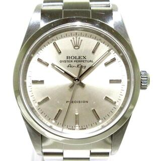 ROLEX - ロレックス美品  エアキング 14000M メンズ