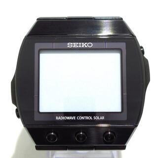 セイコー(SEIKO)のセイコー BRIGHTZ(ブライツ) S770-0AA0 黒(その他)