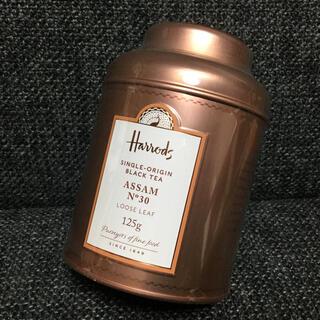 ハロッズ(Harrods)のハロッズ★No.30 アッサム★ルーズリーフ★紅茶(茶)