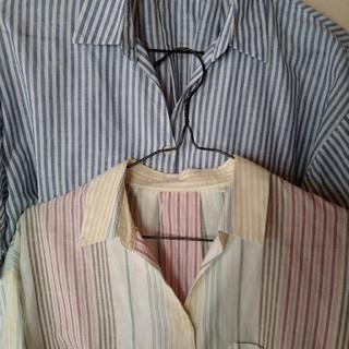 レプシィムローリーズファーム(LEPSIM LOWRYS FARM)の半袖スキッパー シャツ 2枚組(シャツ/ブラウス(半袖/袖なし))