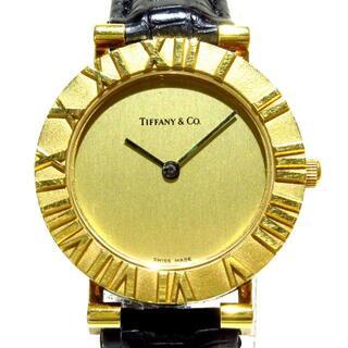 Tiffany & Co. - ティファニー アトラスラウンド D286.753