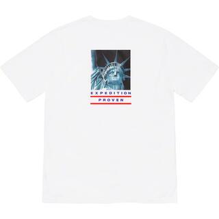 シュプリーム(Supreme)のSupreme North Face Statue of Liberty Tee(Tシャツ/カットソー(半袖/袖なし))