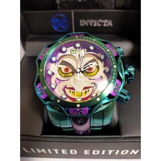 インビクタ(INVICTA)の【定価23万】INVICTA メンズ DCジョーカー(腕時計(アナログ))