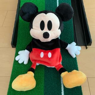 ディズニー(Disney)のゴルフ ヘッドカバー ドライバー用 ミッキー 限定品(その他)