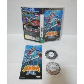≪箱説付・PSP≫スーパーロボット大戦OGサーガ 魔装機神I&II