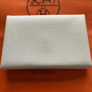 Hermes - エルメス カルヴィ カードケース