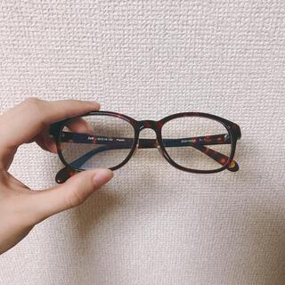 Zoff - 【ほぼ未使用】PC用 ブルーライトカット メガネ 度なし