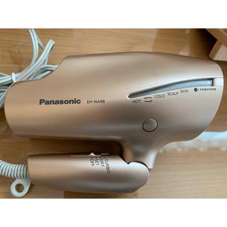 Panasonic - Panasonic EH-NA98 nanocare ナノケア イオンドライヤー