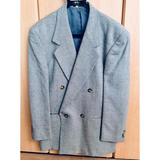アラミス(Aramis)のダブルジャケットAramis シルク混 春夏用 美品お値下げ‼️(テーラードジャケット)
