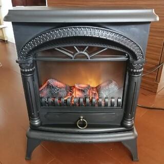 ニトリ - ニトリ 暖炉型ファンヒーター
