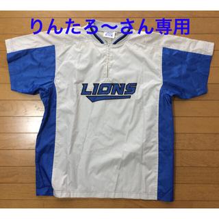 サイタマセイブライオンズ(埼玉西武ライオンズ)の西武ライオンズ 半袖 ピステ L?→LL〜3L(ウェア)