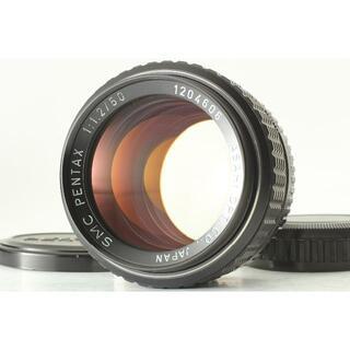 PENTAX - ASHAHI PENTAX SMC PENTAX 50mm F1.2 MF