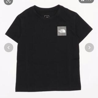 THE NORTH FACE - 新品 ノースフェイス スクエアロゴ Tシャツ 130
