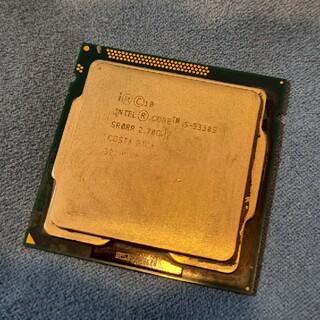 Core i5 3330s 中古品(PCパーツ)