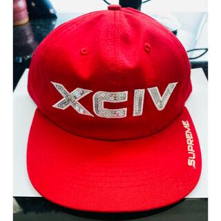 シュプリーム(Supreme)のロサンゼルス実店舗購入 SUPREME シュプリーム RED 赤 CAP(キャップ)