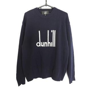 ダンヒル(Dunhill)のダンヒル サイズM メンズ - クルーネック(ニット/セーター)