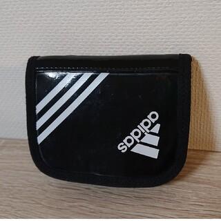 adidas - adidas アディダス 財布 二つ折り 子供用