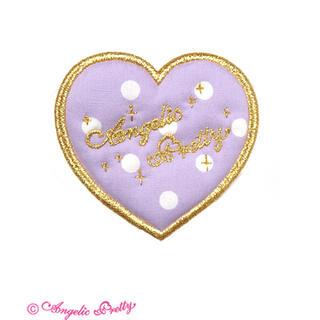 Angelic Pretty - Love Heartドットクリップ