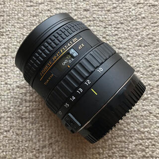 Canon - Tokina 魚眼レンズ 10〜17mm F3.5〜4.5