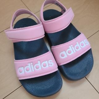 adidas - ✩✩様専用★adidas 17cm サンダル