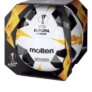 モルテン(molten)の新品未使用モルテンサッカーボール公式試合球5号球(ボール)