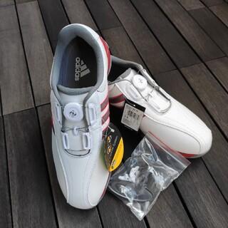 ゴルフシューズ adidas 360 traxion Boa 25.5cm