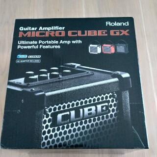 ローランド(Roland)のローランド Micro Cube GX BLK(ギターアンプ)