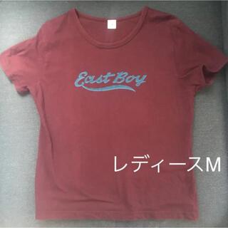 イーストボーイ(EASTBOY)のイーストボーイ レディース半袖Tシャツ(Tシャツ(半袖/袖なし))