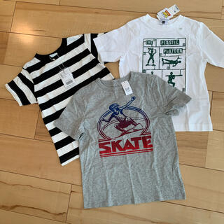 BREEZE - ⭐︎新品⭐︎ キッズ 130cm Tシャツ 3枚セット