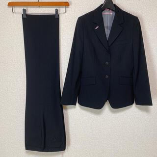ポールスミス(Paul Smith)のポールスミス パンツスーツ 40 W74 黒 就活 未使用に近い 高級感 DMW(スーツ)