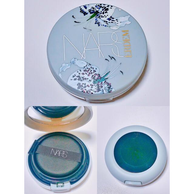 NARS(ナーズ)の限定版 ナーズ NARS ファンデーション クッション グロウ ベース 下地 コスメ/美容のベースメイク/化粧品(ファンデーション)の商品写真